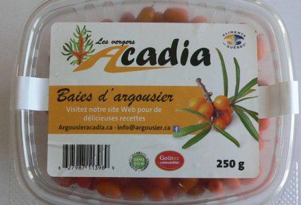 Fruits 250g
